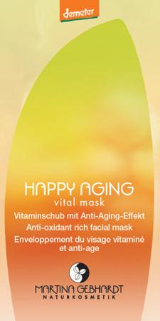 HAPPY AGING Maseczka rewitalizująca 5 ml