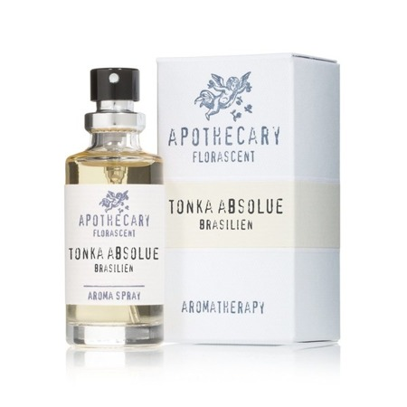 APOTHECARY Aromatherapy Spray TONKA (z olejku absolutnego) 15 ml