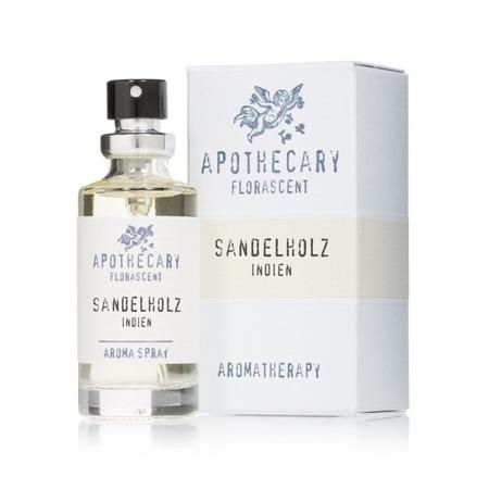 APOTHECARY Spray do aromaterapii DRZEWO SANDAŁOWE