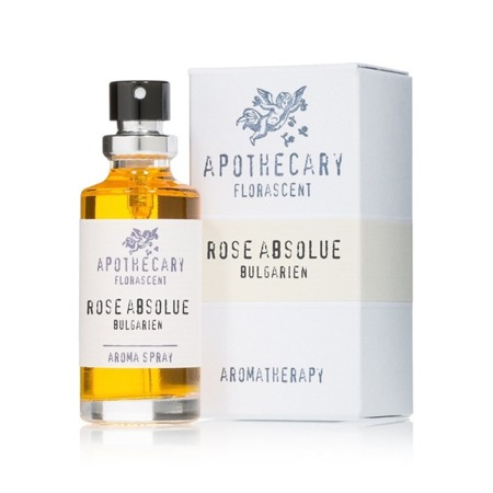 APOTHECARY Spray do aromaterapii RÓŻA (z olejku absolutnego)