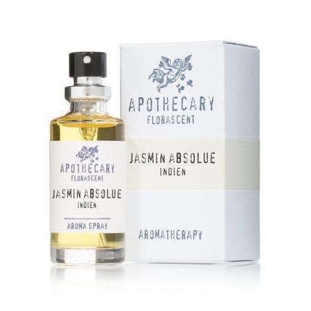 Apothecary Aromatherapy Spray JAŚMIN (z olejku absolutnego) 15 ml