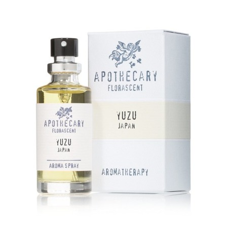 Apothecary Aromatherapy Spray YUZU 15 ml
