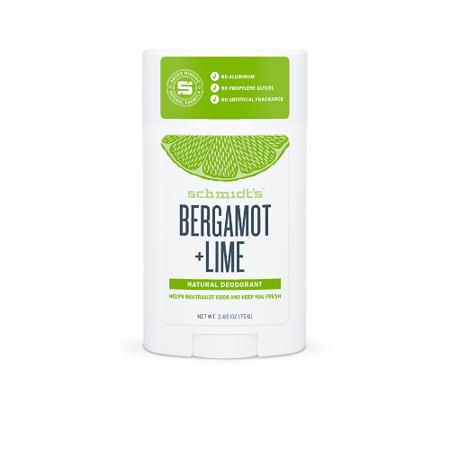 Dezodorant w sztyfcie Bergamotka i limonka