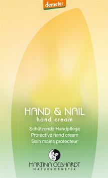 HAND & NAIL Krem do rąk 2 ml