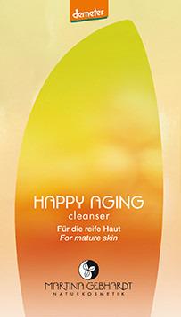 HAPPY AGING Mleczko oczyszczające do cery dojrzałej 2 ml