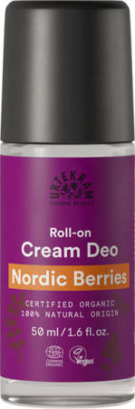 Kremowy dezodorant roll-on NORDYCKIE JAGODY