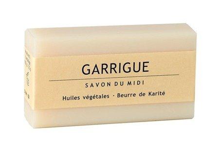 Mydło z masłem shea GARRIGUE (Zioła śródziemnomorskie)