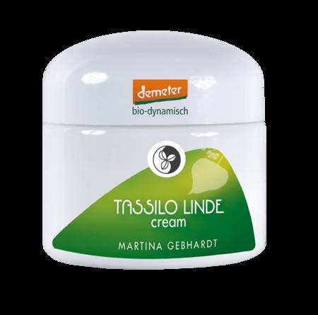 TASSILO LINDE Krem z liściem lipy 50 ml