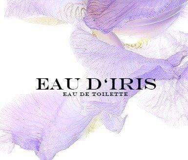Woda toaletowa Classic Collection EAU D'IRIS próbka 0,5 ml